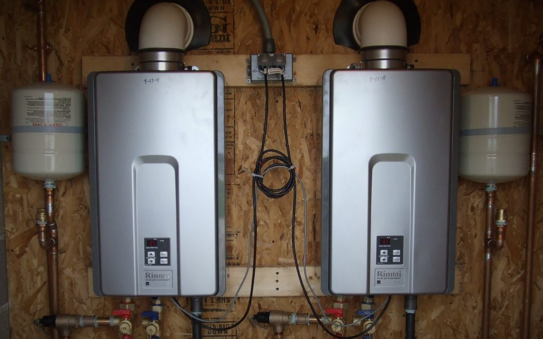 How Do Tankless Water Heaters Work?