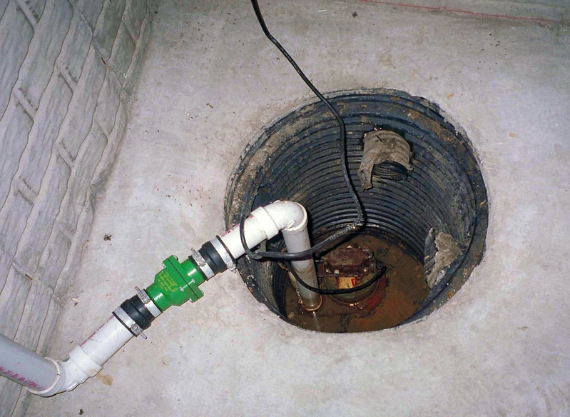 sump pump featured by state farm