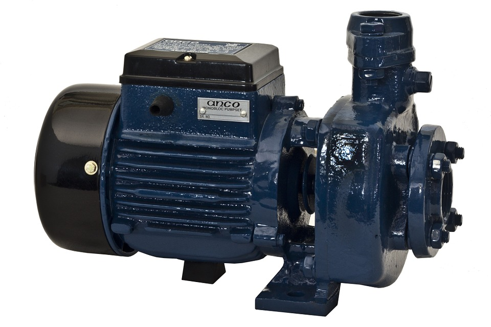 Types of Water Pumps – Well and Sump