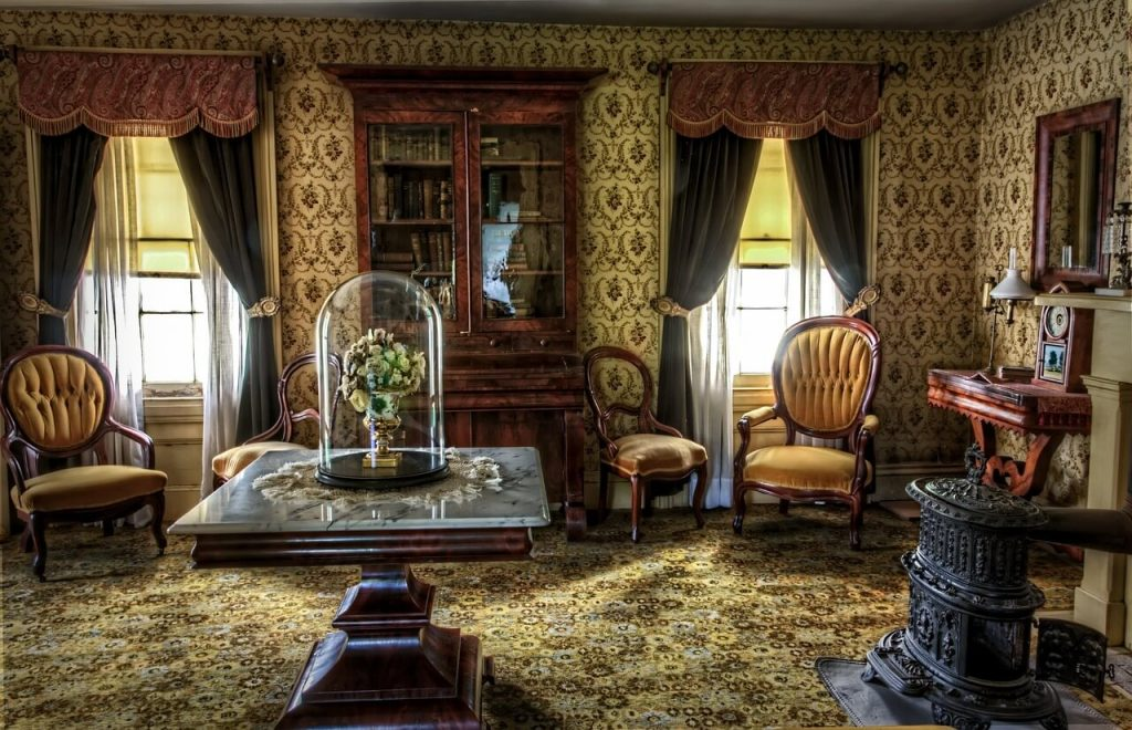 old room in house