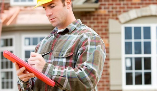 Plumbing and HVAC Service Man